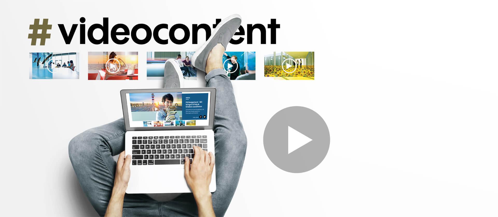 FH Burgenland Videocontent